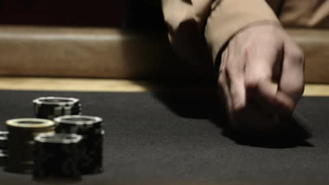 Gamblers Playing Poker Stock Footage Collection by Squad 47