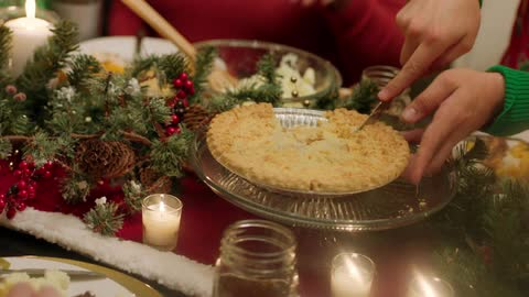 christmas dinner party stock footage collection by evolve filmsupply