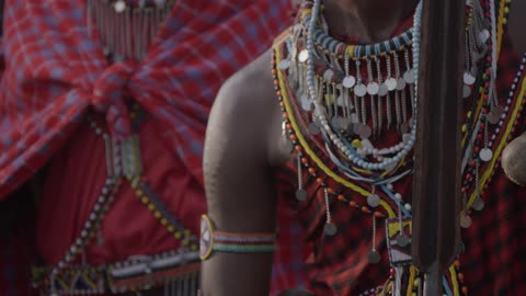 Maasai Mara Kenya Stock Footage Collection by Abraham Joffe