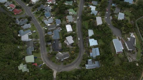 Wellington Aerials Stock Footage Collection by Ariel Camera
